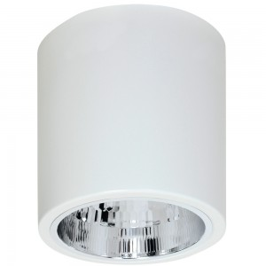 DOWNLIGHT round white 7240