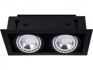 DOWNLIGHT ES111 black II 9570